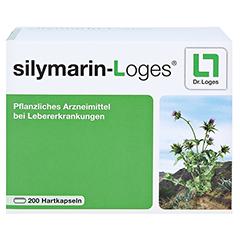 Silymarin-Loges 200 Stück - Vorderseite
