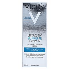 Vichy Liftactiv Supreme Serum 10 Anti-Falten Serum-Konzentrat + gratis VICHY LIFTACTIV Nachtcreme 15 ml 50 Milliliter - Vorderseite