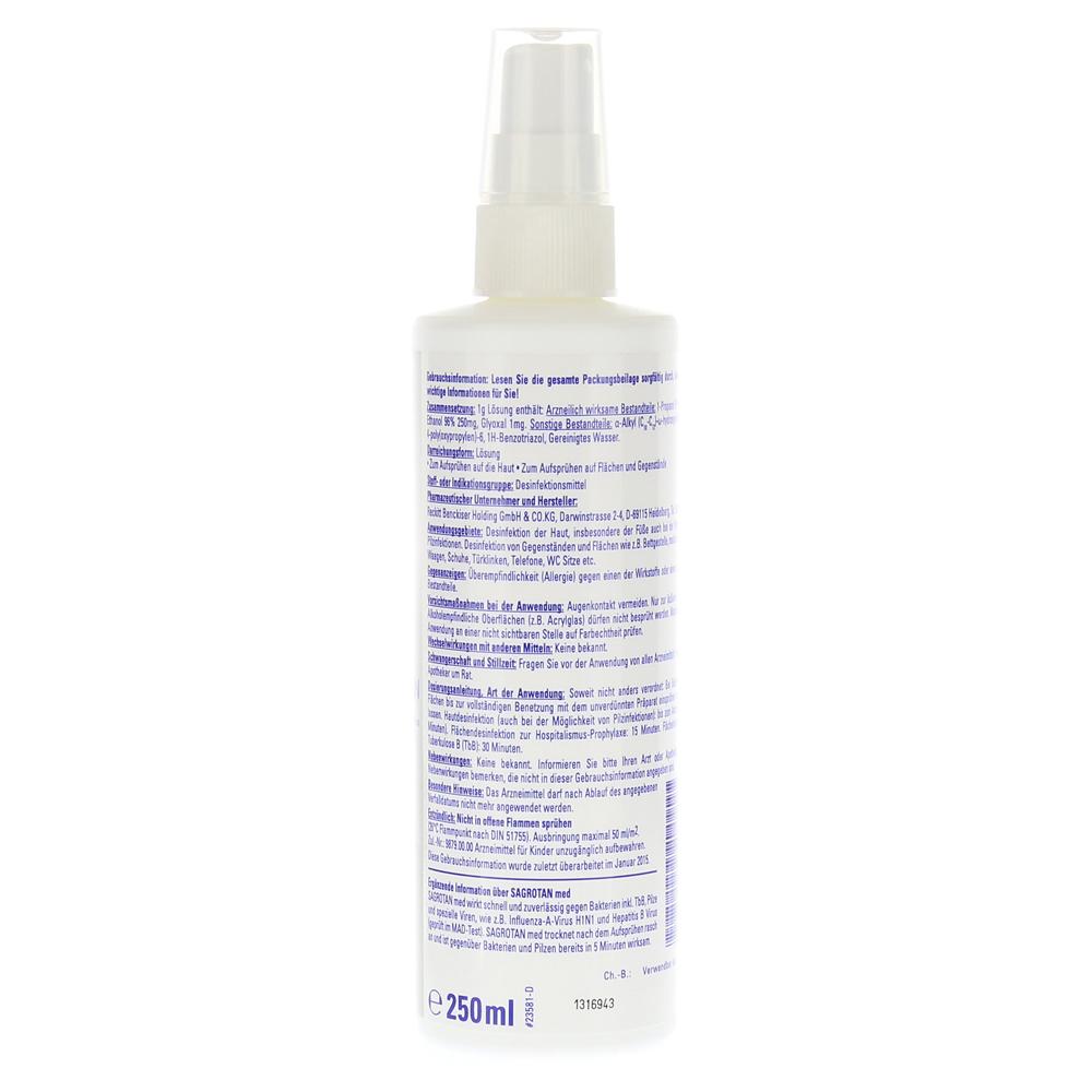 Sagrotan Desinfektion Handgel Aloe Vera
