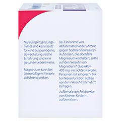 MAGNETRANS duo-aktiv 400 mg Tabletten 100 Stück - Linke Seite