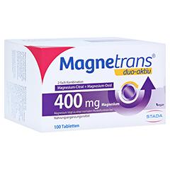 MAGNETRANS duo-aktiv 400 mg Tabletten 100 Stück