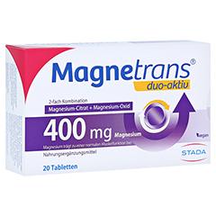 MAGNETRANS duo-aktiv 400 mg Tabletten 20 Stück