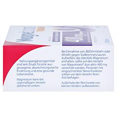 MAGNETRANS duo-aktiv 400 mg Tabletten 20 Stück - Linke Seite