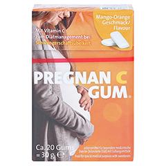 PREGNAN C Gum 20 Stück - Vorderseite