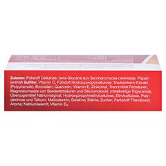 WOBENZYM immun magensaftresistente Tabletten 60 Stück - Oberseite