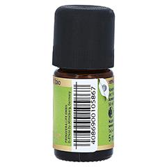 PRIMAVERA Tonka Extrakt Bio ätherisches Öl 5 Milliliter - Linke Seite
