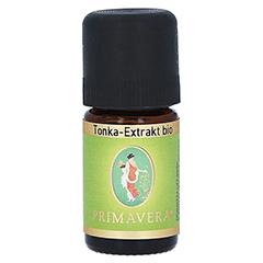 PRIMAVERA Tonka Extrakt Bio ätherisches Öl 5 Milliliter