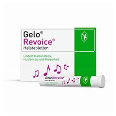GeloRevoice Halstabletten Holunderblüte-Mentholfrei