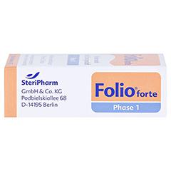 Folio 1 Forte Filmtabletten 90 Stück - Rechte Seite