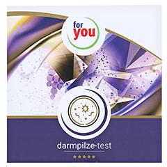 FOR YOU darmpilze-Test 1 Stück - Vorderseite