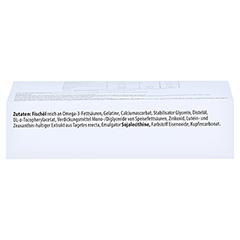 VITALUX Plus Lutein u.Omega-3 Kapseln 28 Stück - Oberseite