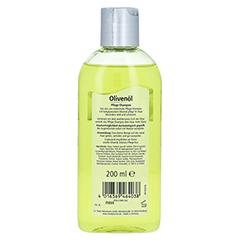 medipharma Olivenöl Pflege-Shampoo 200 Milliliter - Rückseite