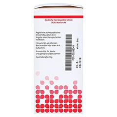 THYREOIDINUM D 6 Tabletten 200 Stück N2 - Linke Seite