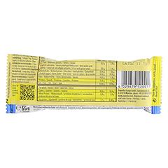 POWERBAR Protein Plus 30% Vanilla-Coconut 55 Gramm - Rückseite