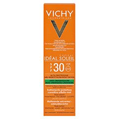VICHY IDEAL Soleil Anti-Unreinheiten LSF 30 50 Milliliter - Rückseite