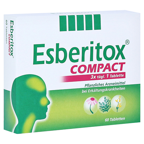 Esberitox COMPACT 60 Stück