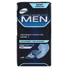 TENA MEN Level 1 Einlagen 24 Stück - Vorderseite