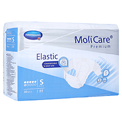 MOLICARE Premium Elastic Slip 6 Tropfen Gr.S 30 Stück