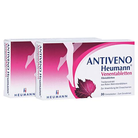 ANTIVENO Heumann Venentabletten 60 Stück