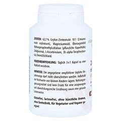 ZIMT 500 mg+Zink+Chrom Kapseln 100 Stück - Rechte Seite