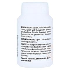 VITAMIN C 1000 gepuffert+Quercetin Tabletten 120 Stück - Rechte Seite