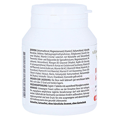 MULTIPLEX Multivitamin A-Z Tabletten 100 Stück - Rechte Seite