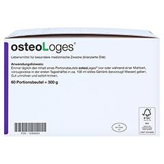 OSTEOLOGES Portionsbeutel 60 Stück - Linke Seite