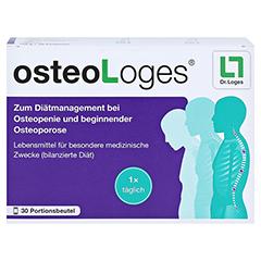OSTEOLOGES Portionsbeutel 30 Stück - Vorderseite