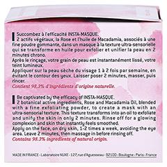 NUXE Insta-Masque Peeling-Gesichtsmaske + ebenmäßiger Teint 50 Milliliter - Linke Seite