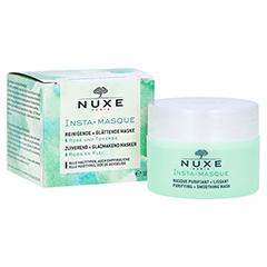 NUXE Insta-Masque Reinigende & glättende Gesichtsmaske 50 Milliliter