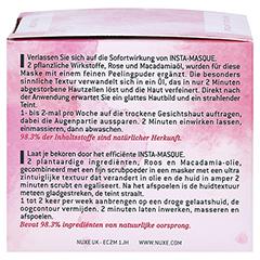 NUXE Insta-Masque Peeling-Gesichtsmaske + ebenmäßiger Teint 50 Milliliter - Rechte Seite