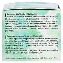NUXE Insta-Masque Reinigende & glättende Gesichtsmaske 50 Milliliter - Linke Seite