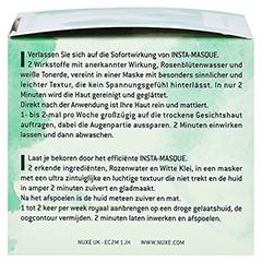 NUXE Insta-Masque Reinigende & glättende Gesichtsmaske 50 Milliliter - Rechte Seite