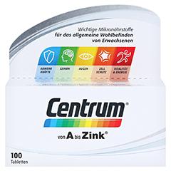 CENTRUM A-Z Tabletten 100 Stück - Vorderseite