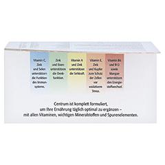 CENTRUM A-Z Tabletten 100 Stück - Oberseite