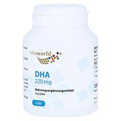 DHA 220 mg Kapseln 120 Stück