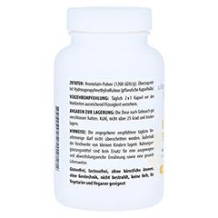BROMELAIN 500 mg Kapseln 100 Stück - Rechte Seite