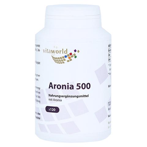 ARONIA 500 Kapseln 120 Stück
