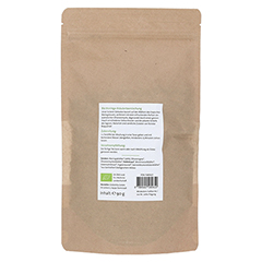 DUOWELL Moringa Detoxtee Bio 90 Gramm - Rückseite