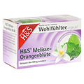 H&S Melisse Orangenblüte Filterbeutel 20x2.0 Gramm