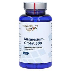 MAGNESIUMOROTAT 500 mg Kapseln 120 Stück
