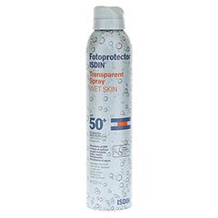ISDIN Fotoprotector Wet Skin Transp.Spray SPF 50+ 200 Milliliter