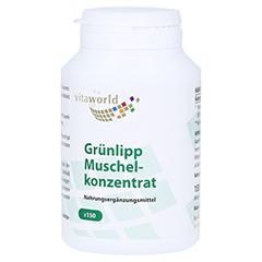 GRÜNLIPPMUSCHEL Konzentrat 500 mg Kapseln 120 Stück