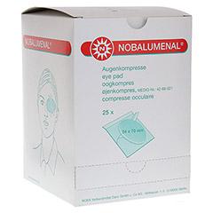 NOBALUMENAL Augenkompr.54x70 mm steril 25 Stück