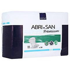 ABRI-SAN Plus Air Plus Nr.6 30x63 cm 34 Stück