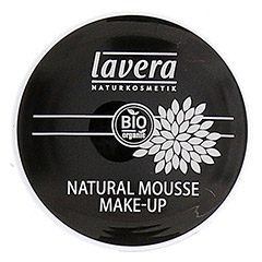 LAVERA Trend sensitiv Nat.Mousse Make-up 02 ivory 15 Milliliter