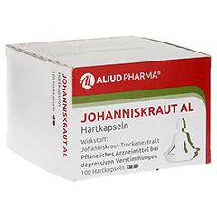 JOHANNISKRAUT AL Hartkapseln 100 Stück N3