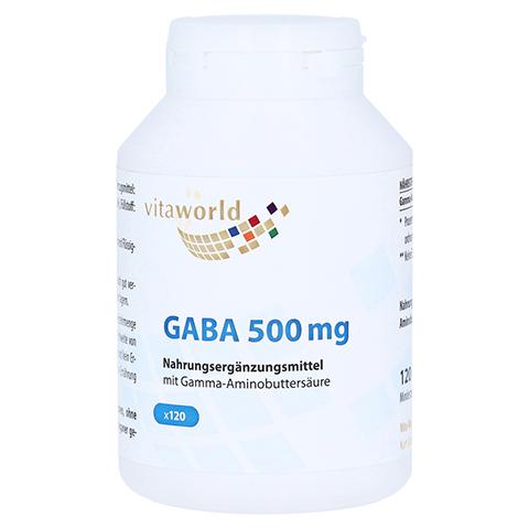 GABA 500 mg Kapseln 120 Stück