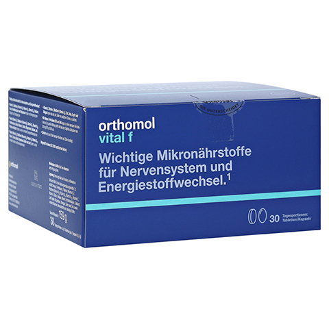 ORTHOMOL Vital F 30 Tabletten/Kaps.Kombipackung 1 Stück