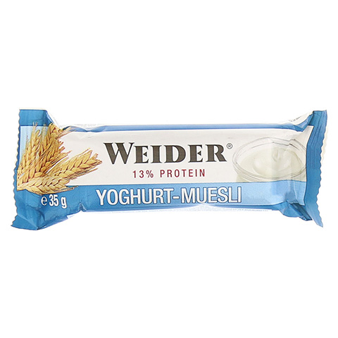 PROTEIN RIEGEL Bar Joghurt-Müsli Plus Energy 35 Gramm
